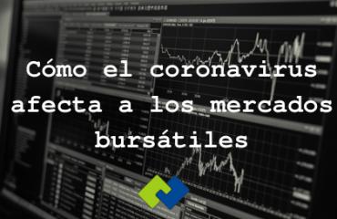 Cómo el coronavirus afecta a los mercados bursátiles